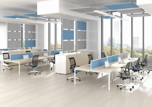Jak vybavit open space kancelář?