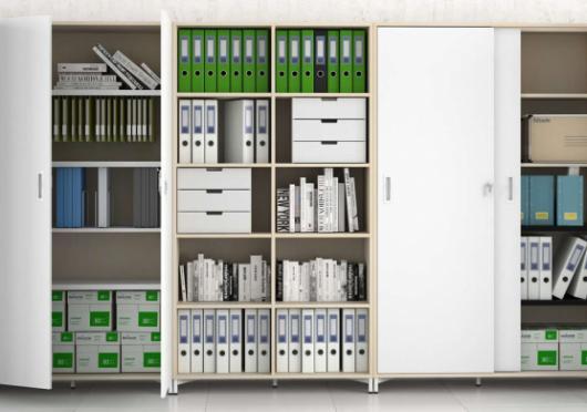 Jak vybrat skříň do kanceláře?