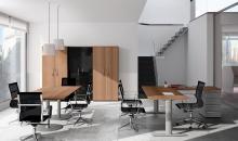 Olmo je barva dřeviny, která interiéru sluší - Taurus