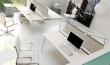 Elegantní kancelář v designovém nábytku GIOVE