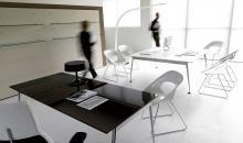 Pracovní stůl a jednací stůl GIOVE