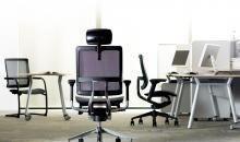 židle Sidiz T59 v kanceláři