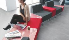 Modulární sedačkový systém OF WL - pro relax