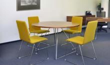 Jednací židle MOON
