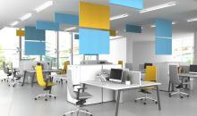 kancelářský nábytek MOON A řešení pro open space