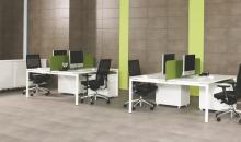 Sdružené kancelářské stoly MOON U