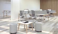 Moon wood jednací stůl - coffee stolek