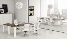Jednací stůl Gemini - doplněk manažerského stolu