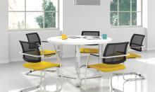 Jednací stoly PLANA - kulatý