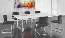 Jednací stoly PLANA - obdelník
