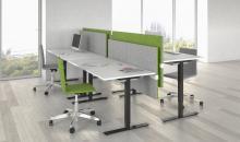 TOP O elektrické výškově stavitelné stoly