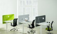 TOP E výškově stavitelné stoly