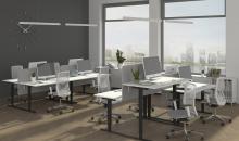 Výškově stavitelné stoly  TOP E