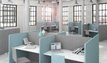 Acoustic SPACE - pro oddělení pracovišť
