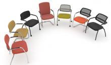 Jednací židle Gama