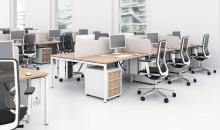 MOON U kancelářské stoly