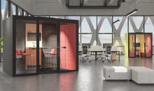 Jednání v klidné části - acoustic room