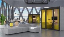 Moderní a designový akustický box
