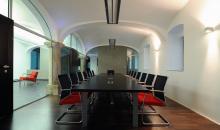reference Krofian - jednací místnost