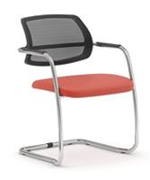 Gama židle opěrák síťovaný