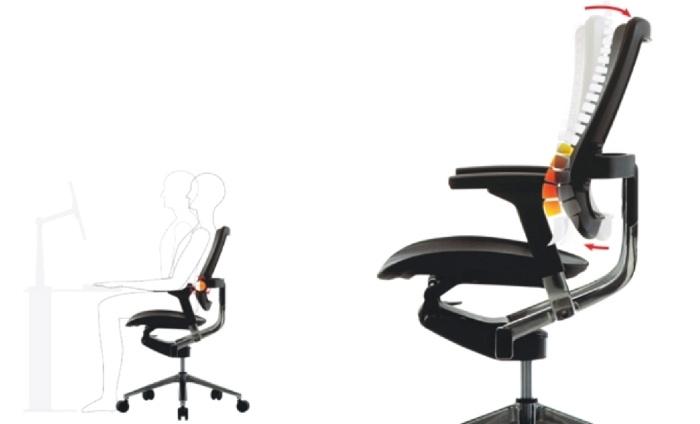 Kancelářská židle SIDIZ T59