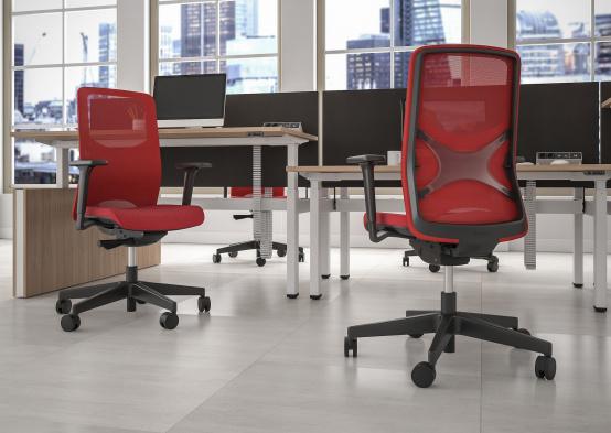 Kancelářské židle Wind
