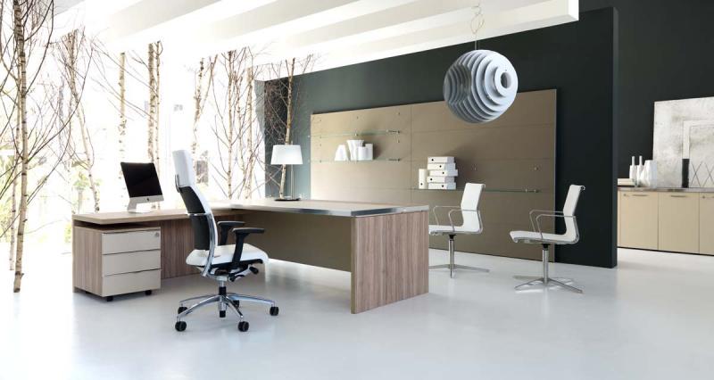 Moderní manažerský nábytek ARA