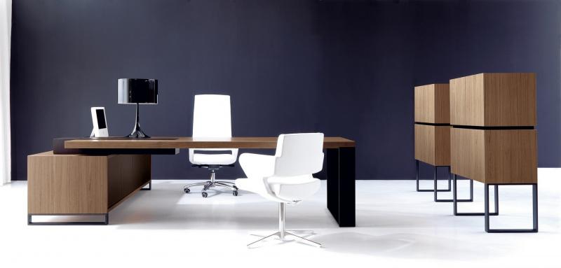 Luxusní manažerský nábytek LIBRA