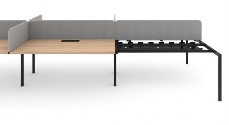 Konstrukce stolů MOON