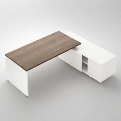 stůl s melaminovou deskou - Gemini wood