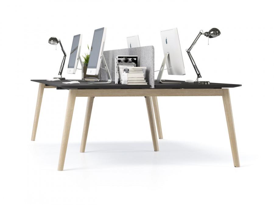 Ukázka pracovních stolů