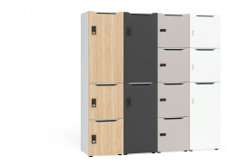 Lockers boxy