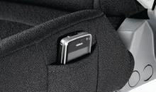 Kab K4 Premium zátěžové křeslo - kapsa na mobil 2