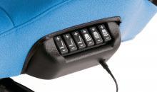 Křeslo Kab Seating Executive 4 - systém ACS ovládání